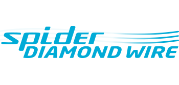 spider diamond wire logo