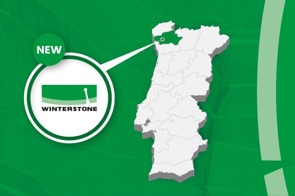 Winterstone in Portugal